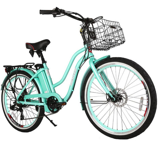 X-Treme Cruiser X-Treme Malibu Elite Beach Cruiser Electric Bike Electric Bicycle USA