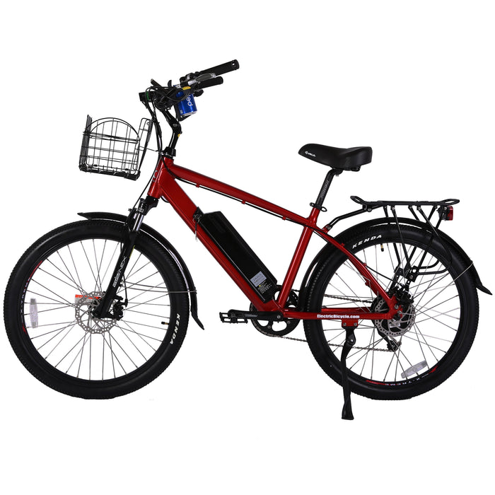 X-Treme Cruiser X-Treme Santa Beach Cruiser Electric Bike Electric Bicycle USA