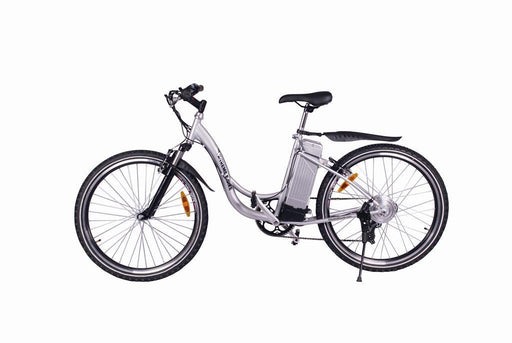X-Treme Mountain Bike Aluminum / One-Year (included) X-Treme Sierra Trails Elite Electric Bike Electric Bicycle USA