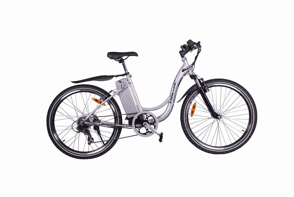 X-Treme Mountain Bike X-Treme Sierra Trails Elite Electric Bike Electric Bicycle USA