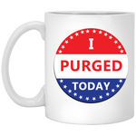 I Purged Today
