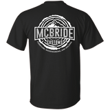 McBride Customs - Front Font
