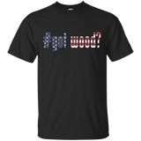 Got Wood? - American Flag
