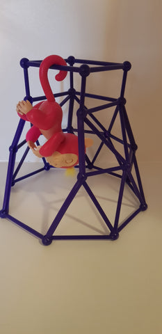 Fingerlings monkey climbing frame