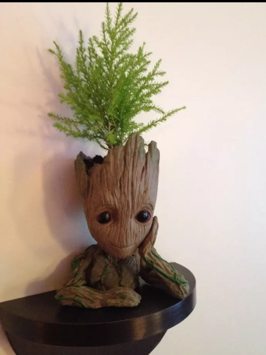 Cute Baby groot plant pots