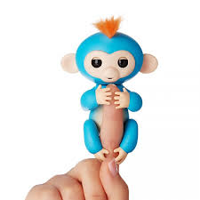 Fingerlings monkeys Original interactive toy pets