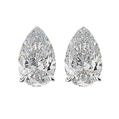 Mia Platinum Style 0.4ct. Earrings