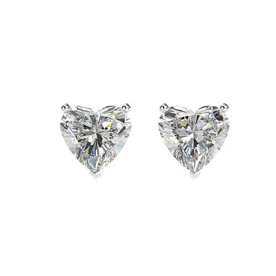 LARA DIAMOND STYLE EARRINGS