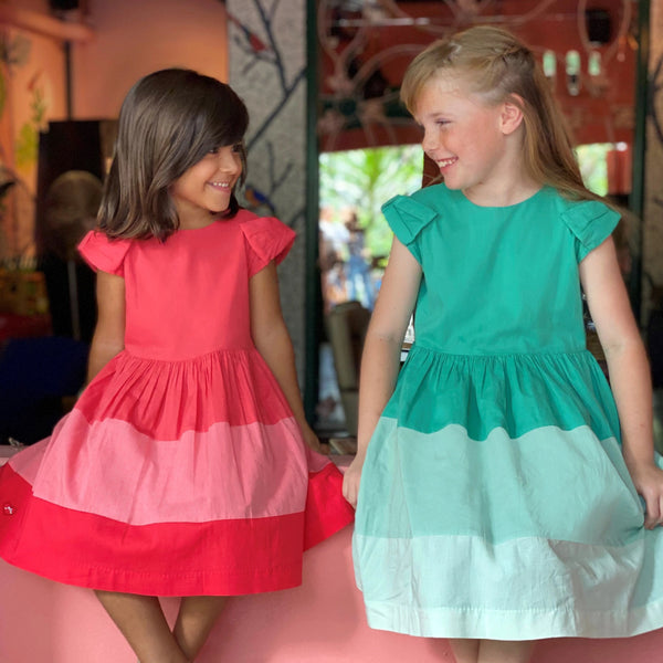 Agnes Bow Party Dress