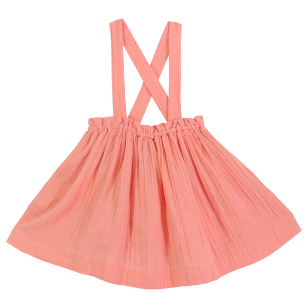 Marquise Pinafore Skirt