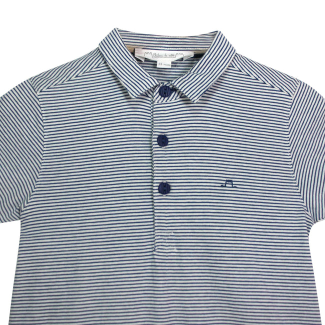 Chausey Striped Polo