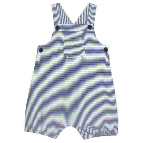Chausey Striped Dungaree