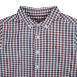 Preppy Checked Shirt