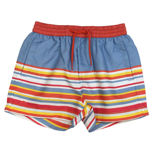 Honfleur Boys Striped Swimmers