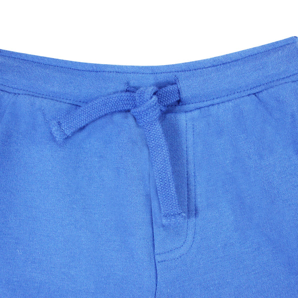 Cotton Sweatpant Shorts