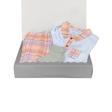 Baby Boys Indulgent Blue Wardrobe