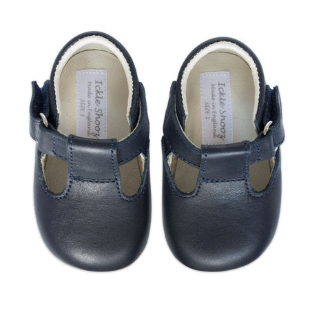 Leather Occassion Pram Shoes