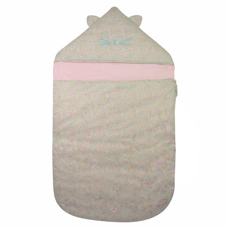 Flora Liberty Hooded Baby Towel