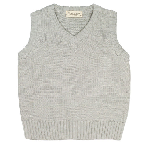 Traditional Cotton Tank Top - Chateau de Sable