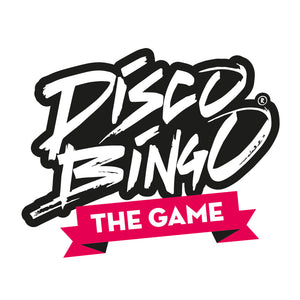 Disco Bingo The Game Popquiz Pubquiz Pop Quiz Spel Muziekbingo Muziekspel