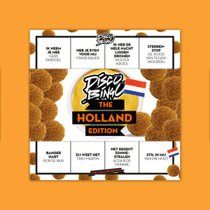 Disco Bingo The Holland & The Songfestival Edition SET