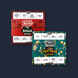 Disco Bingo The X-Mas & The Happy New Year Edition SET