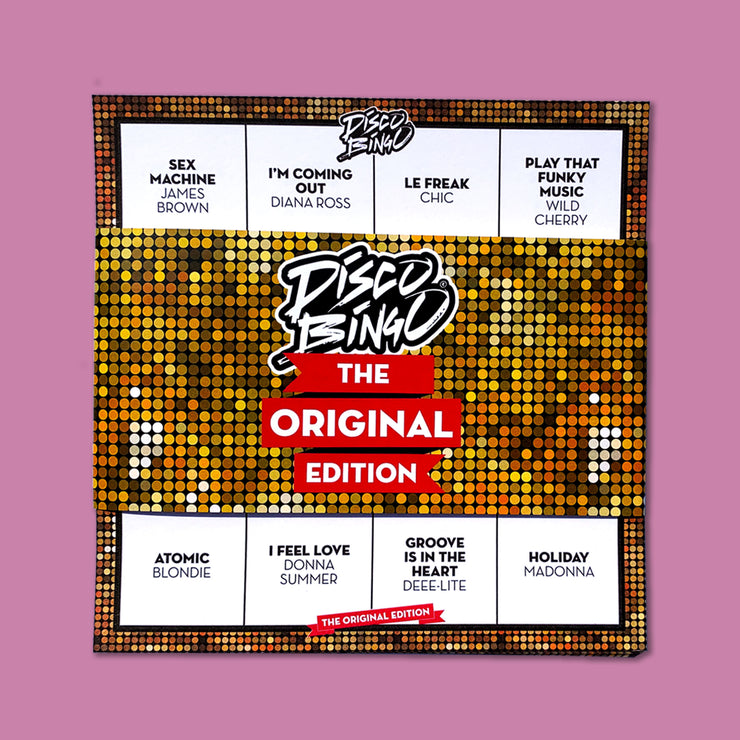 DISCO BINGO The Pocket Box &