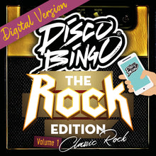 Disco Bingo The Rock Edition Vol. 1 *Digital version