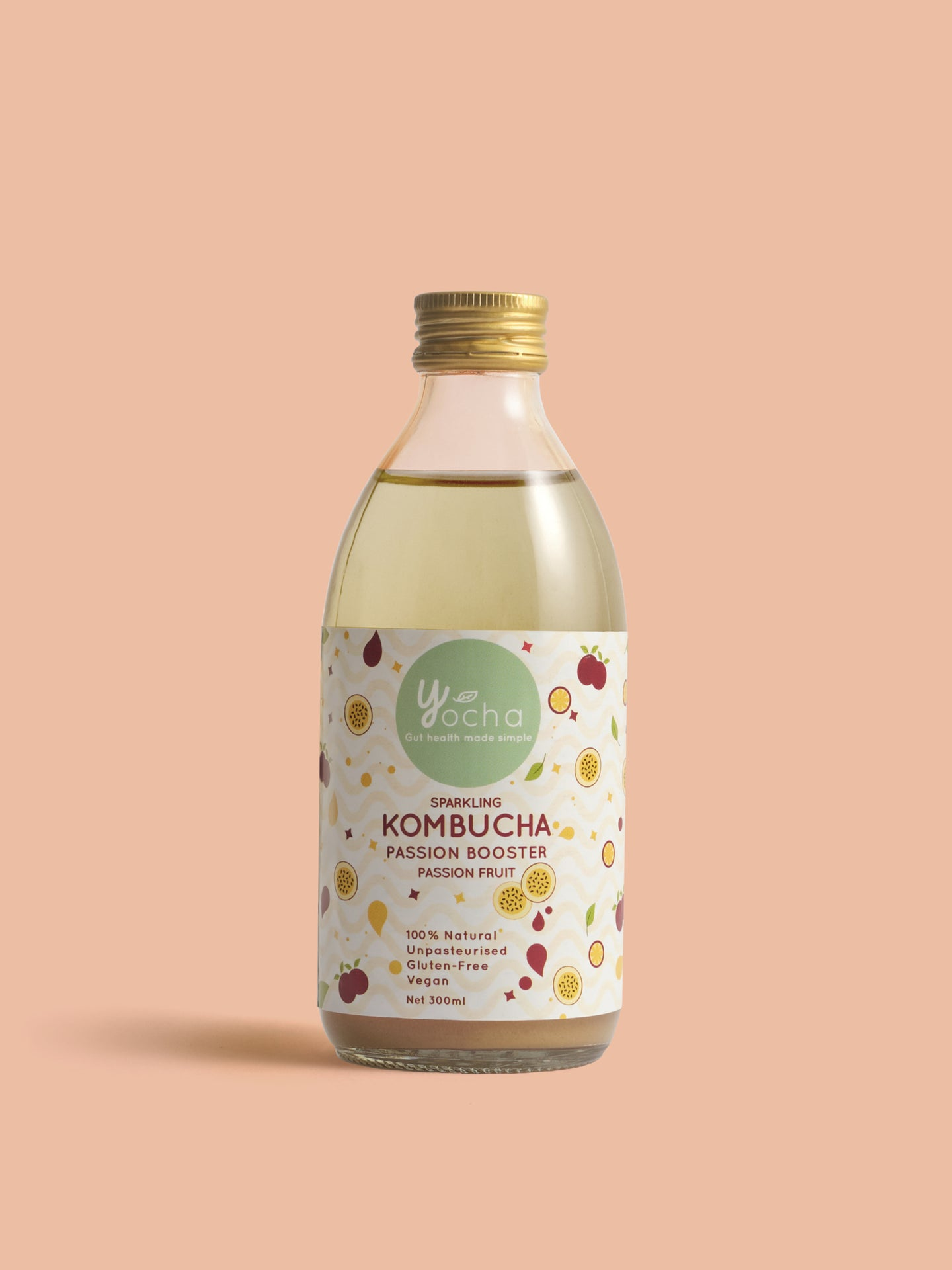 Passion Booster: Passionfruit 300ml