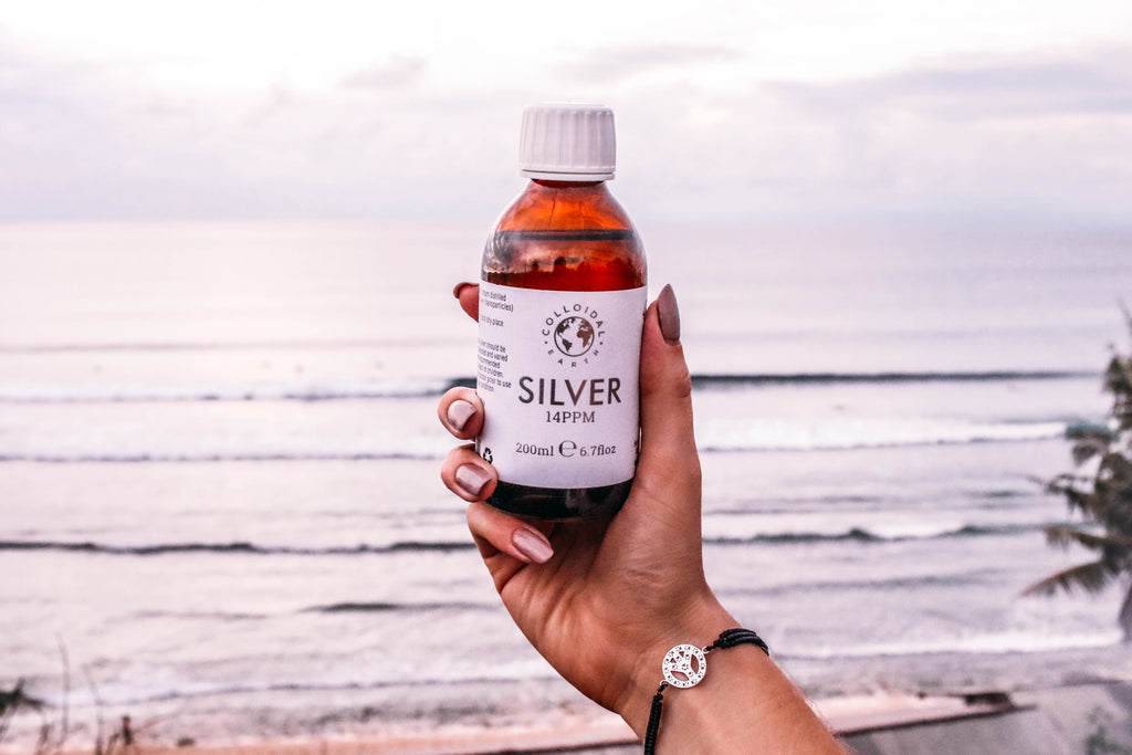 WHY YOU SHOULD BUY COLLOIDAL SILVER