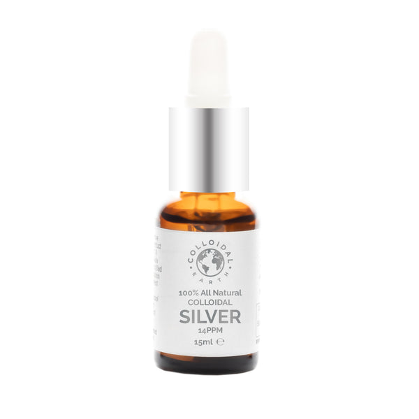 15ml Colloidal Silver Dropper
