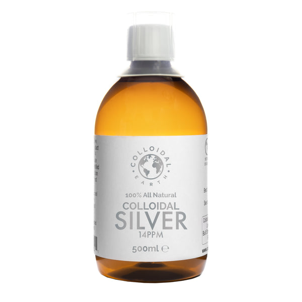 500ml Colloidal Silver