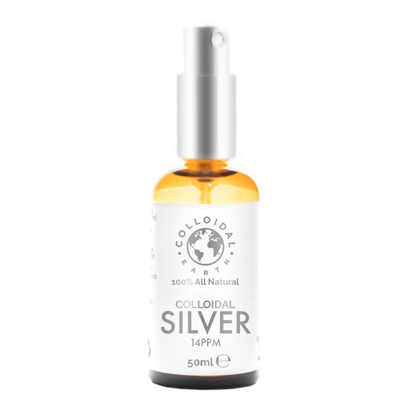 50ml Colloidal Silver Spray