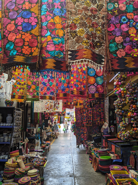 Markets in Mexico