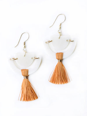 Dorric Tassel Earrings