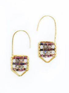 Kinsley Hook Earrings