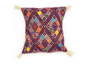 Louella Mexican Woven Cushion