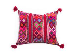 Meesh Mexican Woven Cushion