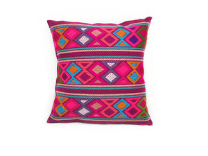 Brooke Mexican Woven Cushion