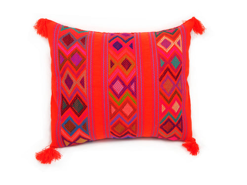 Selma Mexican Woven Cushion