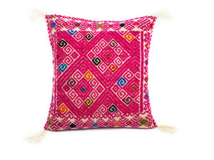 Rae Mexican Woven Cushion