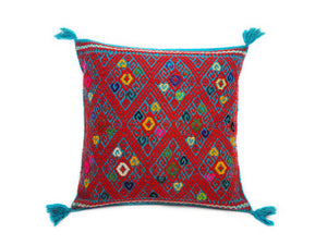 Hami Mexican Woven Cushion