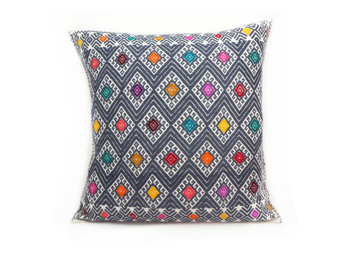 Elda Mexican Woven Cushion