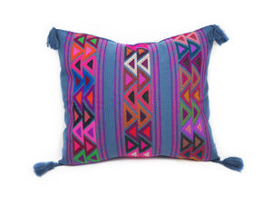 Harta Mexican Woven Cushion