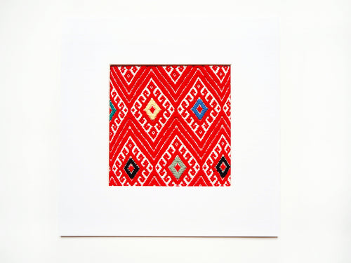 Mexican Woven Wall Art