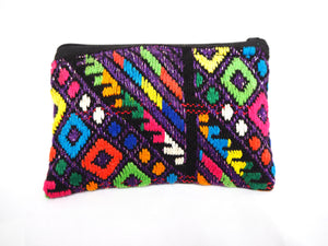 Brillar Huipil Pouch