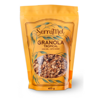 "Granola ""Tropical"" - 400g"