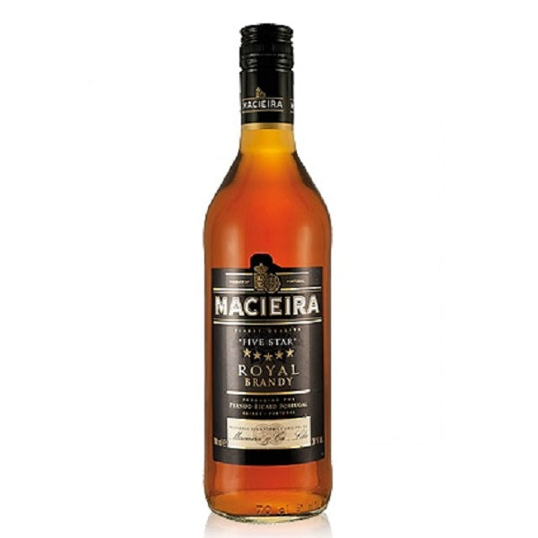 Macieira Five Star Brandy   - 1l
