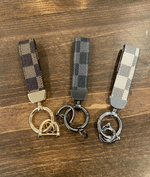 LUX LARGE KEYRING (3 colors)