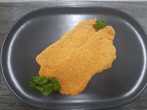 CRUMBED STEAK